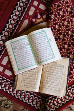 koran, arabian books