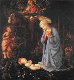 nativity-adoration-fra-lippi