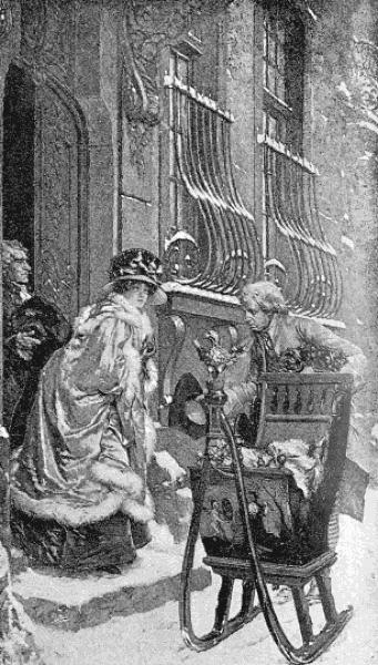 woman-winter-illustration